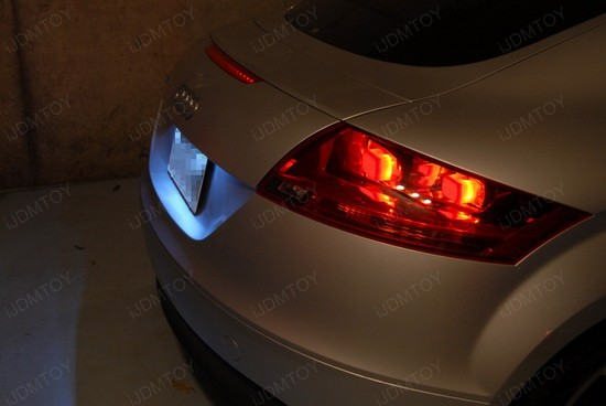 Audi - TT - error - free - LED - bulbs - 1